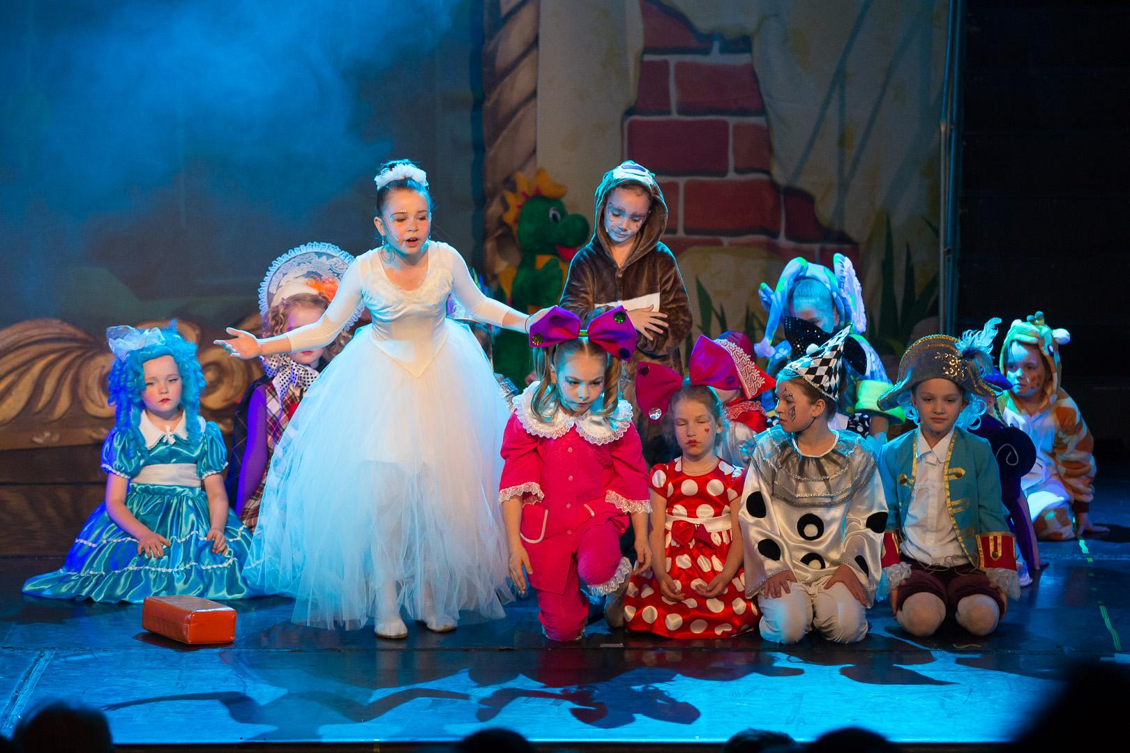 XI фестиваль Академии детского мюзикла